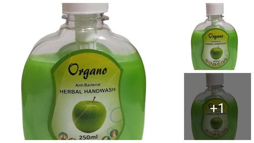 Organo Anti Bacterial Herbal Handwash