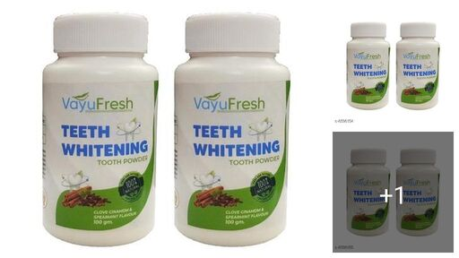 Tooth Whitening Tooth Powder