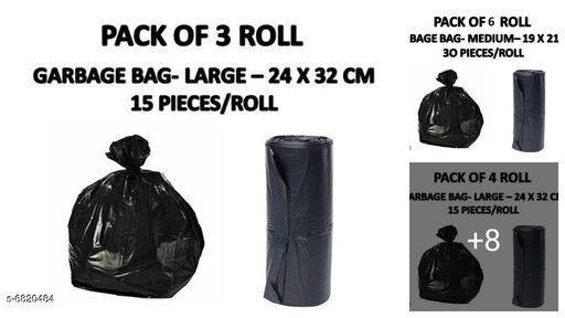Useful Garbage Bags