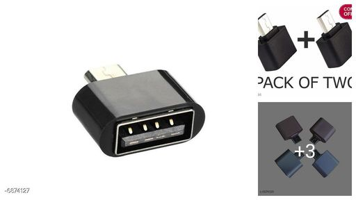 Unique Micro USB OTG Adapters