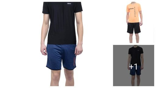 Casual Men Active Shorts