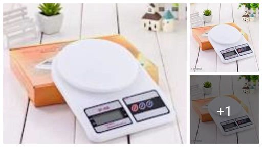 Unique Solid Digital Kitchen Scale