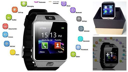 Attractive Women Smart Watches