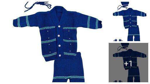 Baby Care Sweater Set