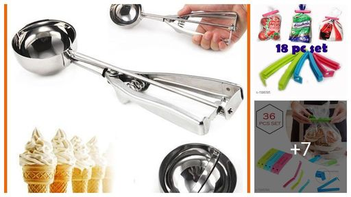 Assorted Home & Kitchen Utilities