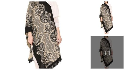 Elegant Attractive Women Shawls