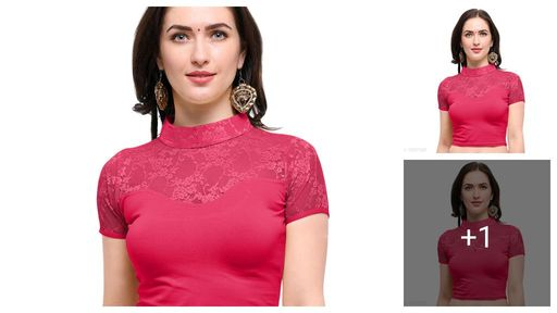Stylish Cotton Lycra Blouses