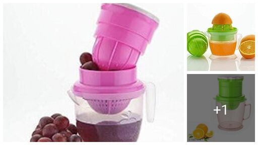 Designer Manual Juicers