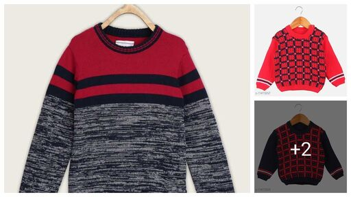 Trendy Kids Sweaters