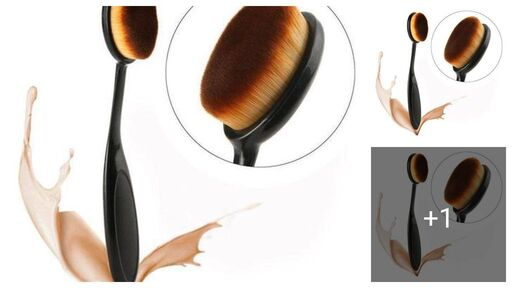Trendy Personal Makeup Brush