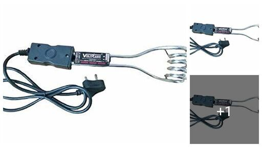 Voltcare Immersion Rod available in 1000-watt, 1500-watt, 200-watt