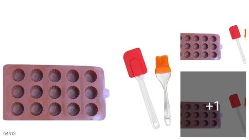 Modern Candy & Chocolate Moulds