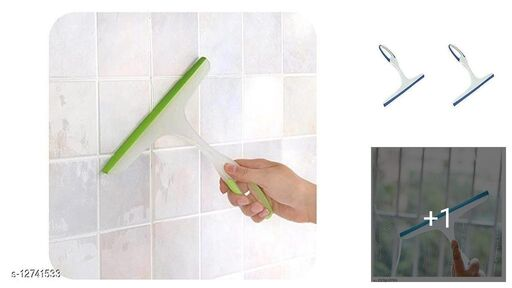 Kitchen and Bathroom Wipers