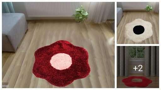 Trendy Attractive Carpets & Dhurries