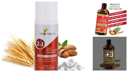 This is  Hair  Volamena Hair Care Product Vol 2  Volamena Hair Care Product  Onion Oil Shampoo