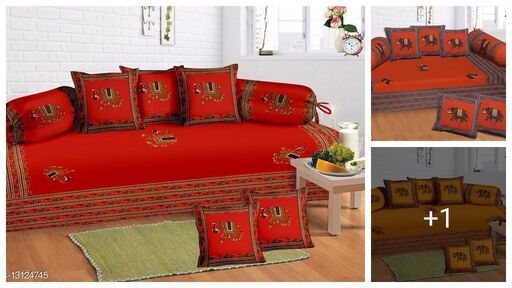 Attractive Diwan Set