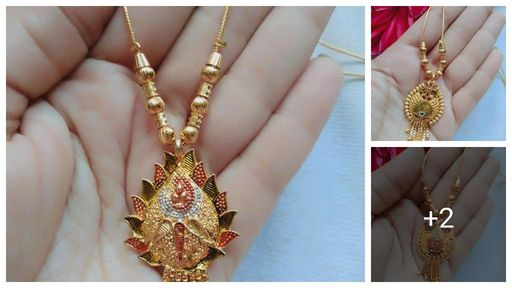 Antique Alloy Necklaces
