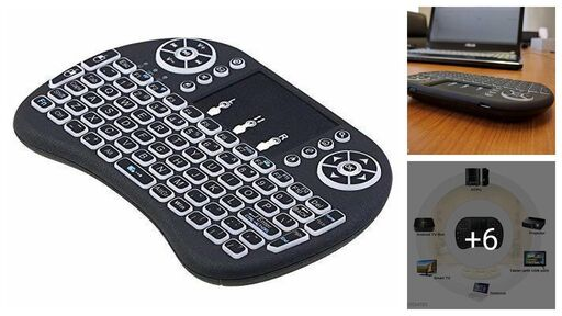 Triangle Ant Keyboard
