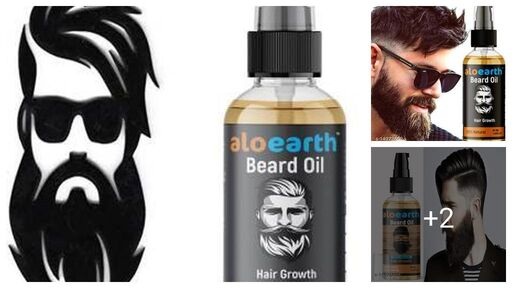 Trendy Beard Oil