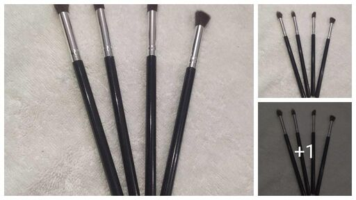 HUDA BEAUTY Professional Skin Friendly Makeup Brushes