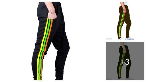 Casual Cotton Track Pants