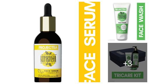 Everyday Face Oil & Serums