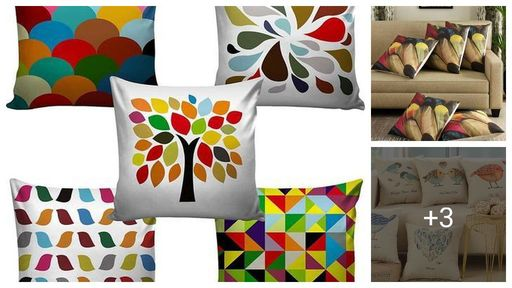 Classic Trendy  Cushion Covers Sets