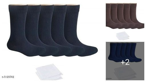 Elite Cotton Men's Socks