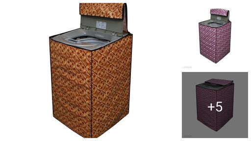 Washing Machine Cover Fully Automatic Top Load