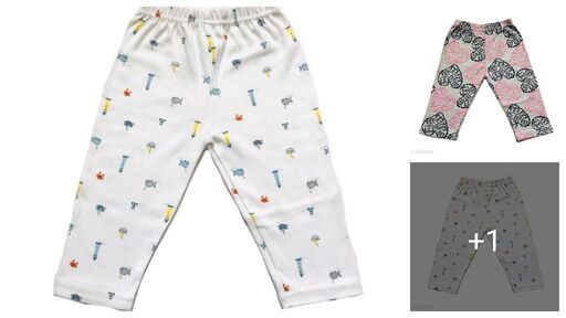 Elegant Cotton Kids Track Pants