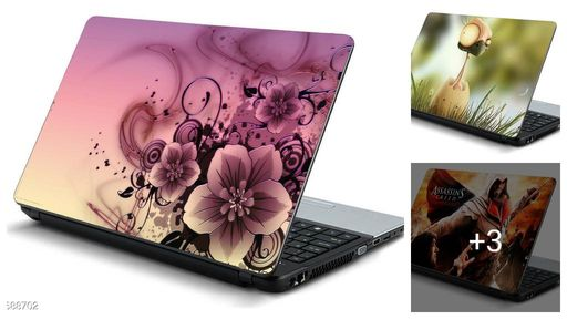 Mithya's High Quality Laptop Skin Sticker (For All Laptop & Notebook)