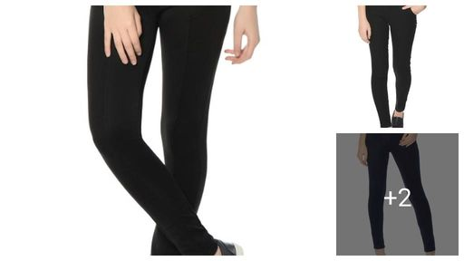 Attractive Cotton Lycra Women's Jeggings