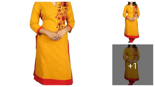 Romantic Women Kurtis