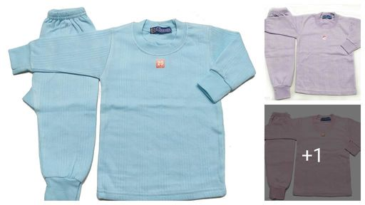 Trendy Cotton Kid's Thermals