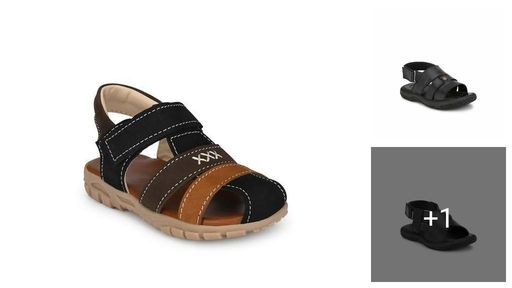 Fancy Kid's Sporty Sandals