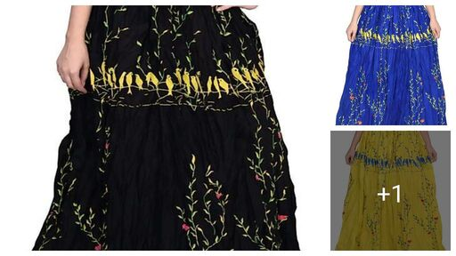 Beautiful Cotton Women's Skirts