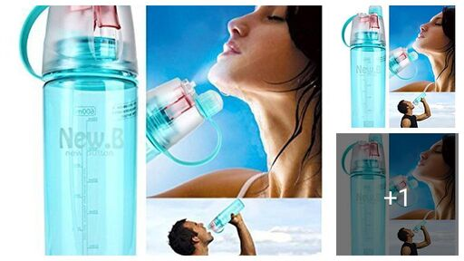 Trendy Lovely  Mist Spray Bottle