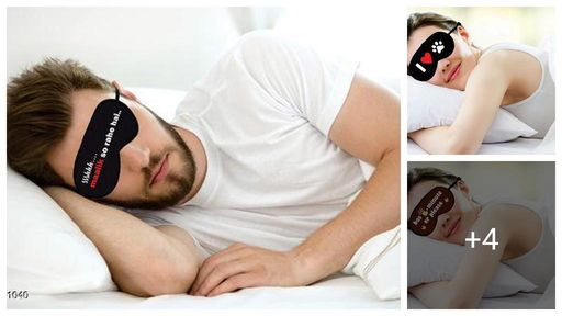 Useful Sleeping Eye Masks
