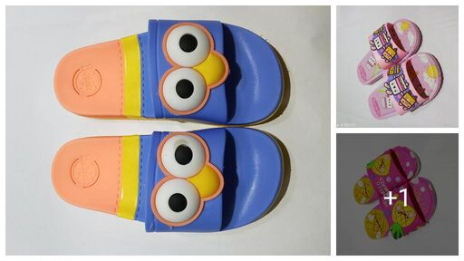 Trendy Kid's Girl's Flip Flops