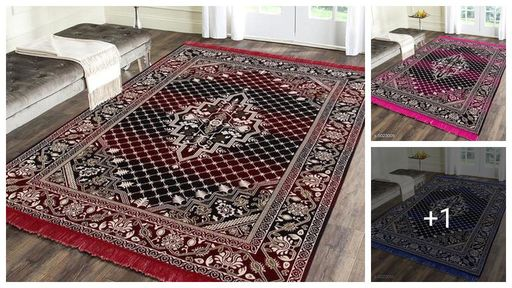 Stylish Trendy Printed Carpets