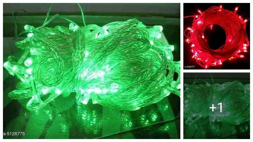 Advanced Basic Diwali Decorative LED String Lights