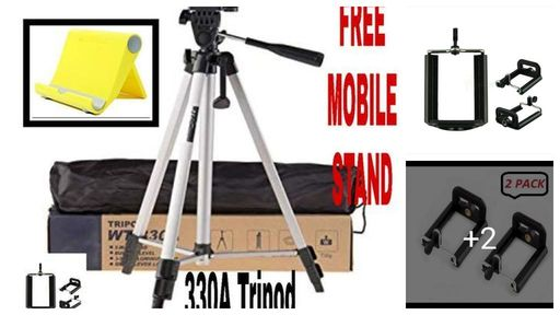 Advanced Portable Camera Tripod Stand