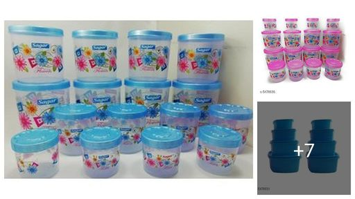Trendy Stylish Plastic Kitchen Containers