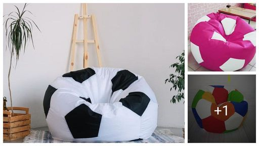 Fashionable Trendy Bean Bags