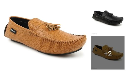 Aadab Attractive Men Loafer Shoes