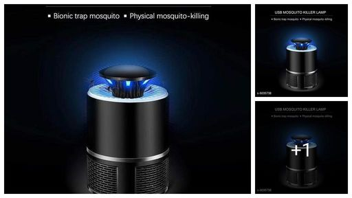 Useful Electronic LED Mosquito Killer Lamp