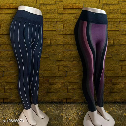 Sportswear Bottoms Sports Legging Combo Multipack: 2 Sizes:  30 Country of Origin: India Sizes Available: Free Size, 30 *Proof of Safe Delivery! Click to know on Safety Standards of Delivery Partners- https://ltl.sh/y_nZrAV3   Catalog Name: Elegant Women Sports & Activewear Bottoms CatalogID_1957887 C78-SC1059 Code: 154-10668078-