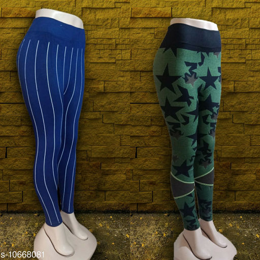 Sportswear Bottoms Sports Legging Combo Multipack: 2 Sizes:  32 Country of Origin: India Sizes Available: Free Size, 32 *Proof of Safe Delivery! Click to know on Safety Standards of Delivery Partners- https://ltl.sh/y_nZrAV3   Catalog Name: Elegant Women Sports & Activewear Bottoms CatalogID_1957887 C78-SC1059 Code: 154-10668081-